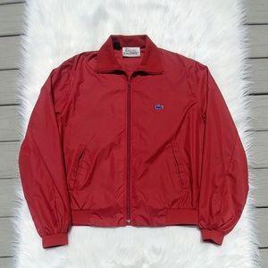 Vintage IZOD Lacoste Windbreaker Jacket